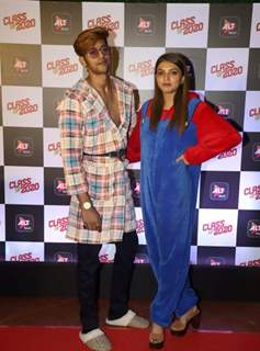 Baseer Bob and Shruti Sinha