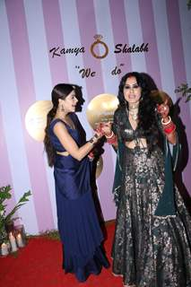 Kamya Panjabi and Jigyasa