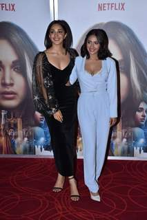 Kiara Advani and Akansha Rajan Kapoor