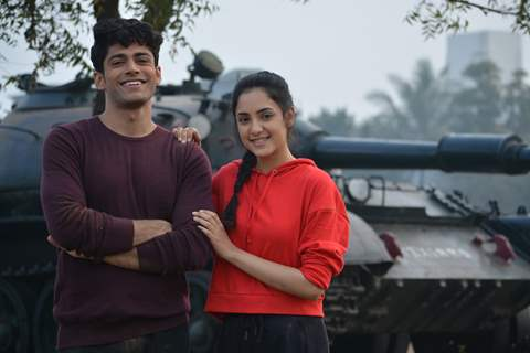 Mohit Kumar and Kanikka Kapur