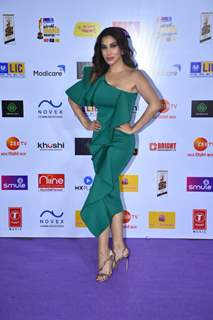 Sophie Choudry snapped at Mirchi Awards 2020