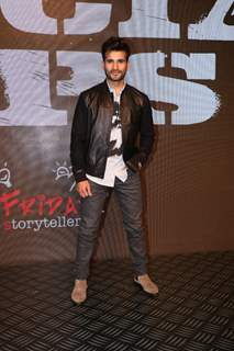 Karan Tacker at the trailer launch of Hotstar Specials presents Special Ops