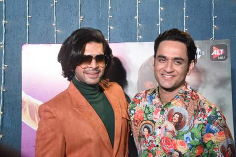 Karan Kundrra and Vikas Gupta