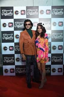 Karan Kundrra and Anusha Dandekar