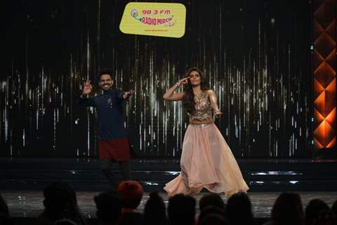 Karishma Tanna and Aparshakti Khurana