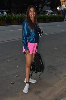 Karishma Shah snapped around the town