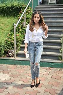 Tinaa Dutta snapped at Ramada Hotel