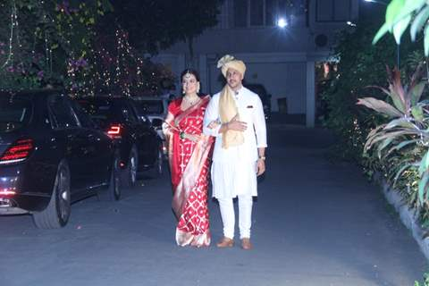 Inside Dia Mirza and Vaibhav Rekhi wedding