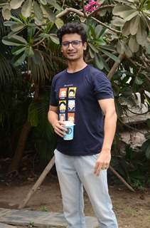Priyanshu Painyuli snapped in Versova