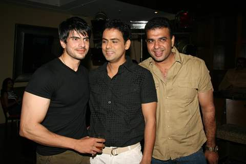 Mr and Mrs Mishra show launch bash
