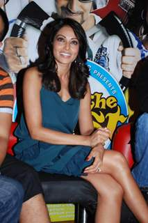 Bipasha Basu on promotional event of her film ''All The Best'' in Mumbai