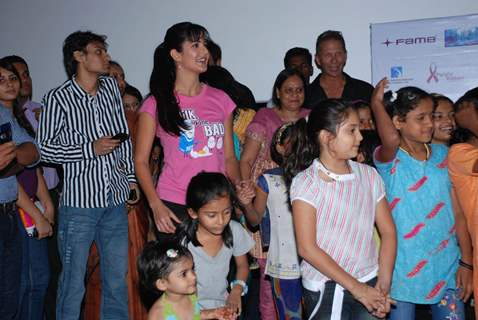 Katrina Kaif on promotional event of her film ''Blue'' in Mumbai