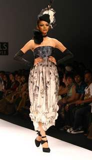 Designer Shantanu Goenka show at the launch Wills Lifestyle India Fashion Week in New Dehli on Tuesday 27 Oct 2009