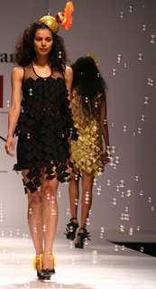 Designer Varun Sardana''s show at the launch Wills Lifestyle India Fashion Week in New Dehli on Tuesday 27 Oct 2009