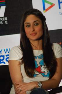 Kareena Kapoor at press meet for Kurbaan at JW Marriott