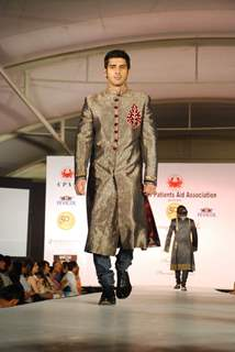 Sammir Dattani at CPAA Shaina NC show presented by Pidilite at Lalit Hotel