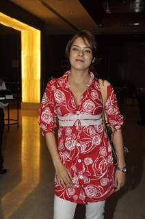 Udita Goswami at Right Ya Wrong success bash at Novotel