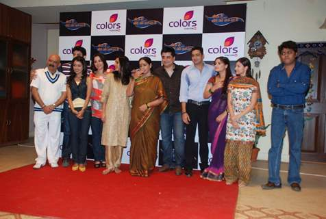 "TV Celebs Goldie Behl launches ""Thoda Hai Bas Thode Ki Zaroorat Hain"" Show on Colors at Kamalistan"