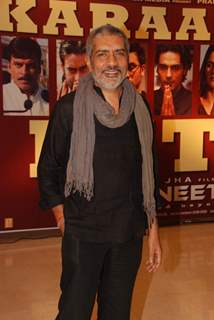 Prakash Jha at Raajneeti film success bash at Novotel