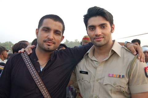 Sufi with a co actor