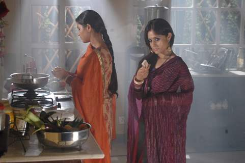 Scene from tv show 12/24 Karol Bagh