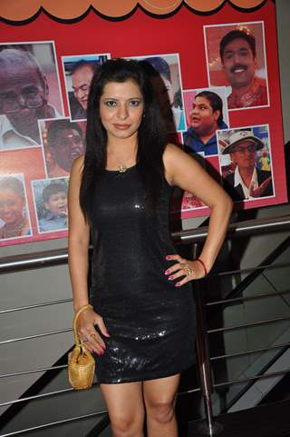 Jennifer Mistry Bansiwal at 500 episodes celebration party of TMKOC