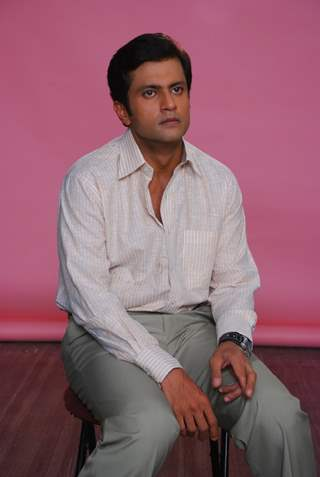 Aamir Dalvi as Mahendra in tv show Sanskaar Laxmi