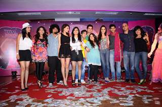 Luv Ka The End press meet at Yash Raj Films