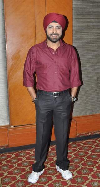 Abir Goswami at Launch of SAB TV serial Ammaji Ki Galli at JW Marriott