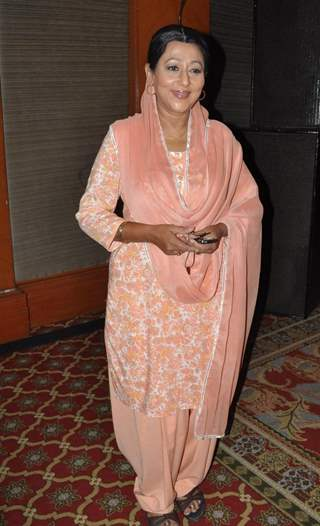 Alka Shlesha at launch of SAB TV serial Ammaji Ki Galli at JW Marriott