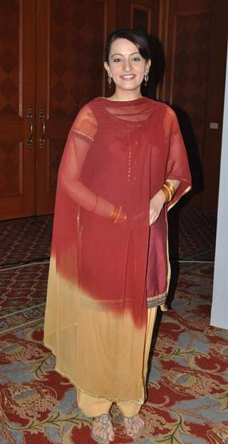 Upasana Shukla at launch of SAB TV serial Ammaji Ki Galli at JW Marriott