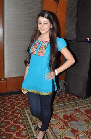 Priyal Gor at launch of SAB TV serial Ammaji Ki Galli at JW Marriott