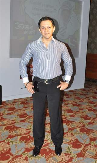 Imran Khan at launch of SAB TV serial Ammaji Ki Galli at JW Marriott