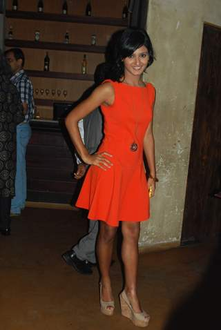 Shakti Mohan at 100 episode completion party of Dil Dostii Dance