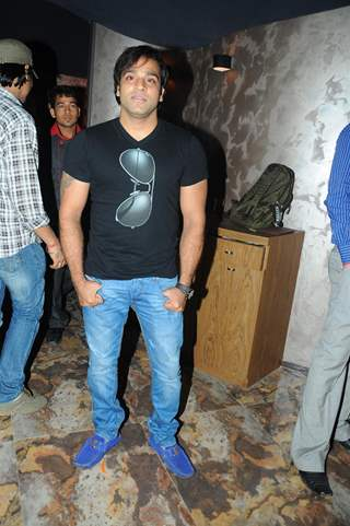 Abhishek Avasthi at Grand launch of 'CAVE' for the first time in Mumbai a Sunken Bar and Cave Houses