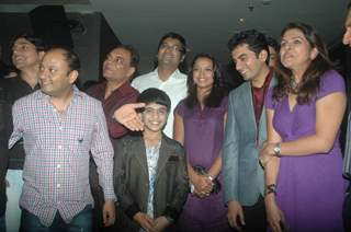 Cast & Crew at SAB TV show Gutur Gu success bash