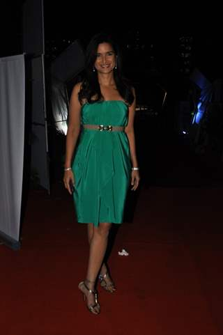 Sushma Reddy at Kelvinator Gr8 Women Awards 2012 in Mumbai