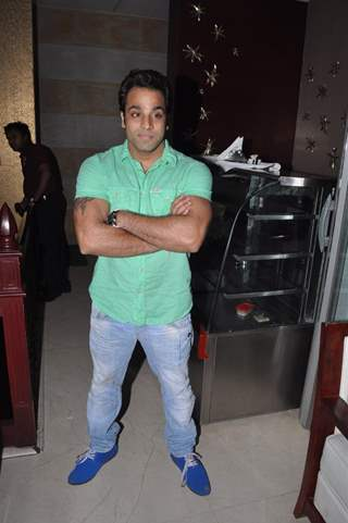 Abhishek Awasti at Teenu Arora's album 'Dreams' launch
