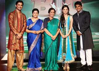 Sushant Singh Rajput, Ankita Lokhande, Savita Prabhune, Usha Nadkarni and R Madhavan On Big Money Sh