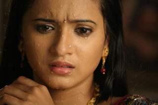 Shivani Surve as Devyani in marathi tv show Devyani