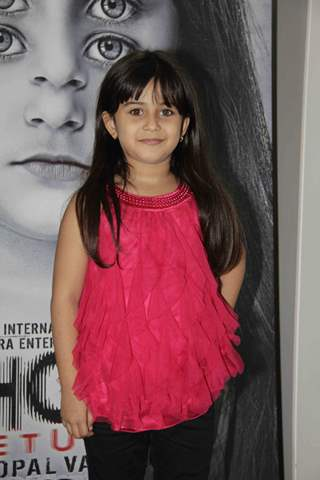 Alayana Sharma at Bhoot Returns 3d Preview