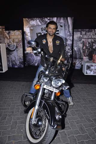 Chetan Hansraj at the launch of India Bike Week (IBW) 2012