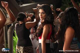 A still of Tena Desae from the movie Table No. 21