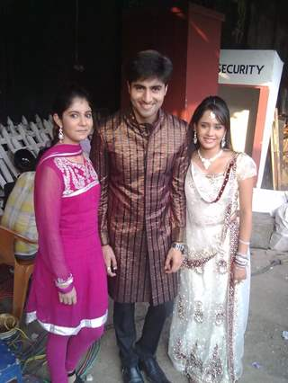 Harshad Chopra and Aasiya Kazi