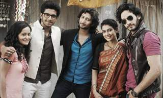 Kunal Karan Kapoor, Aakanksha Singh, Kanwar Dhillon, Jayashree Venketaramanan and Siddharth Arora
