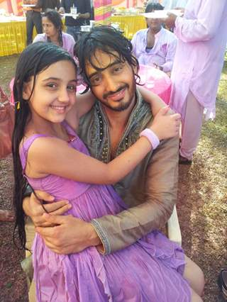 Siddharth Arora and Ashnoor Kaur