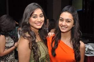 Soumya Seth and Abigail Jain at Pooja Gor's Birthday Party