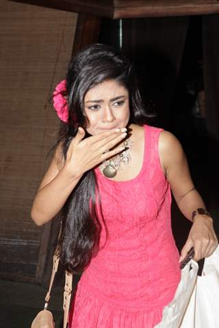 Sreejita De at birthday bash for Vaishali Thakkar