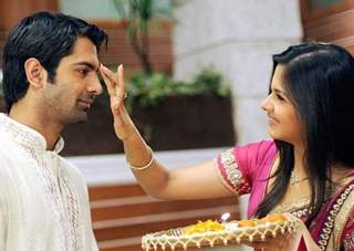 Barun Sobti and Daljeet Bhanot