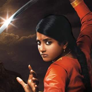 A still image of Rani Laxmibai